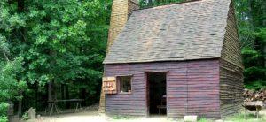 Claude Moore Farmhouse
