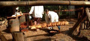 market fair chicken